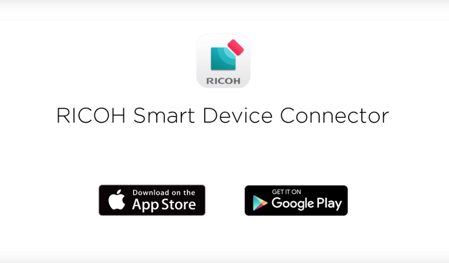 ricoh smart device connector logo