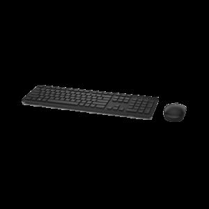 DELL Keyboard Mouse KM636 Greek Wireless Black 1