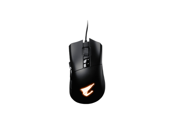 GIGABYTE MOUSE OPTICAL GAMING AORUS M3 USB BLACK