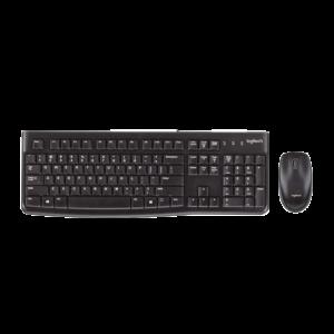 LOGITECH KeyboardMouse MK120 1